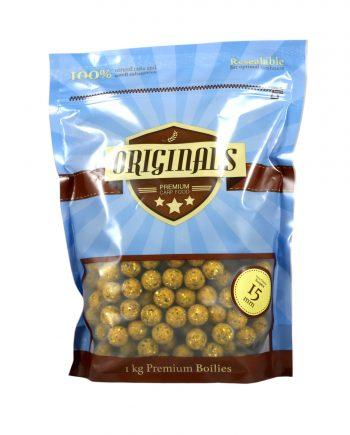 Originals-Premium Carp Food First Choice Scopex boilies 15 mm