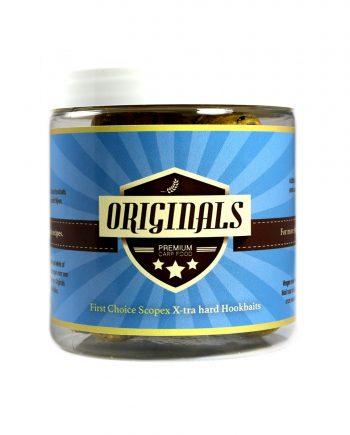 Originals-Premium Carp Food X-tra Hard Hookbait Scopex
